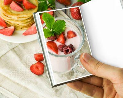 livre de recette yaourt